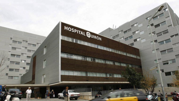 Hospital Quiron Salud Barcelona