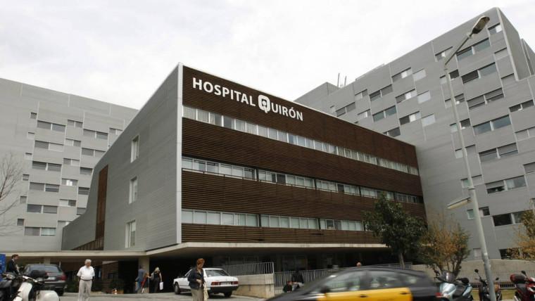 Hospital Quirón Salud Barcelona