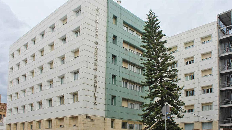 Клиника Саграда Фамилия