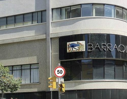 Centro de oftalmologia Barraquer