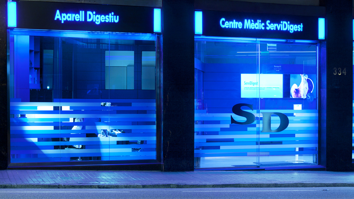 ServiDigest Clinic. Medical and surgical center