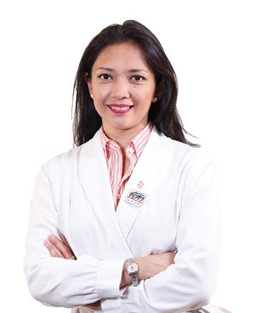 Доктор Мария Фиделиз де ла Пас (Dra. María Fideliz de la Paz)