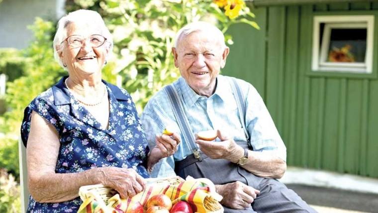Испанские долгожители