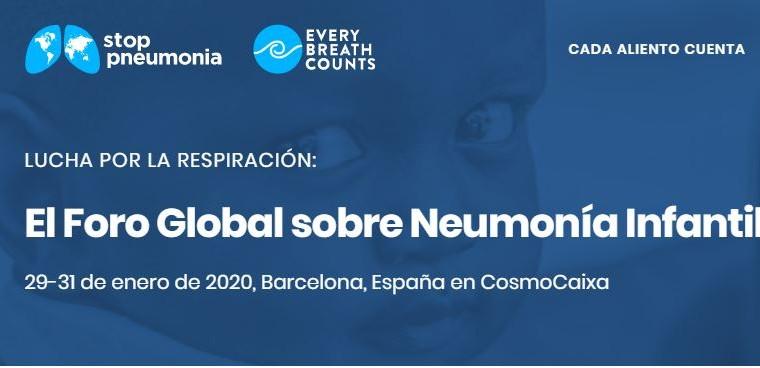 В Барселоне прошел форум, посвященный проблеме пневмонии у детей